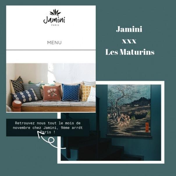 Jamini xxx Les Maturins